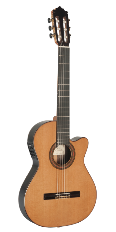Guitarra cut-away thin body 235 TE