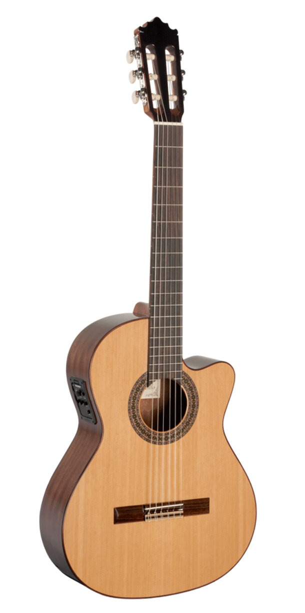 Guitarra cut-away 222 CE