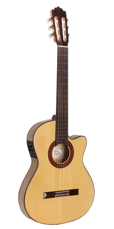 Guitarra cut-away thin body 233 FTE