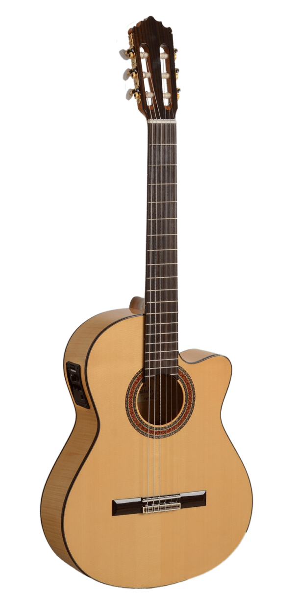 Guitarra cut-away 223 FCE